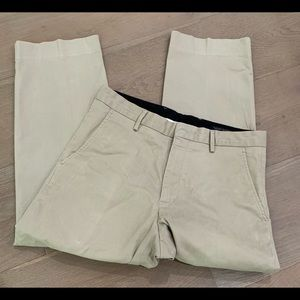 Banana Republic Straight Dress Chino